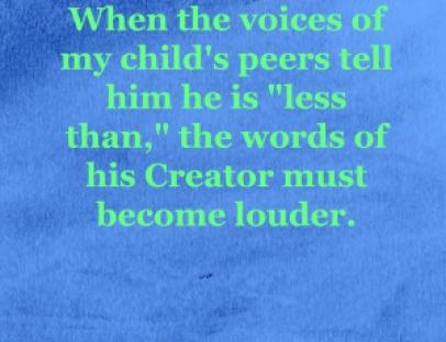 creator's words