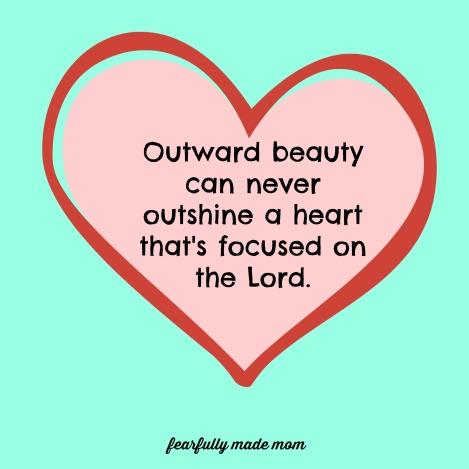 heart focused