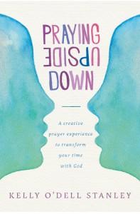 praying upside down