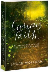 Curious Faith Book Cover