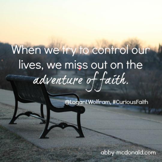 curious faith book review