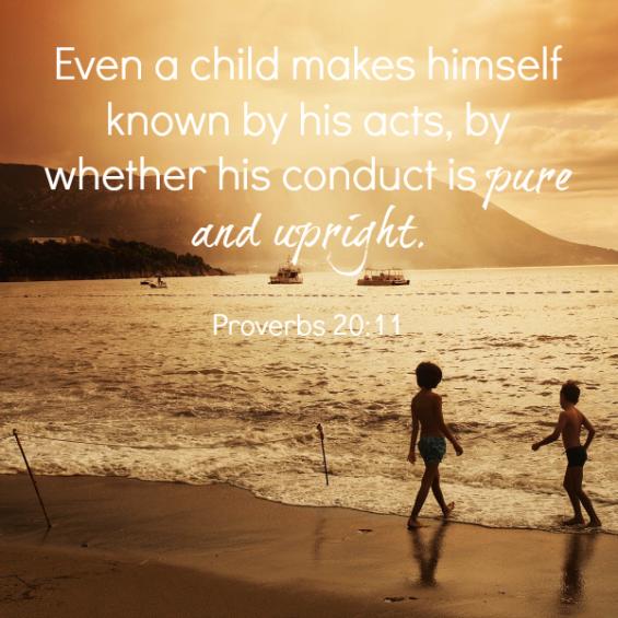 proverbs 20-11