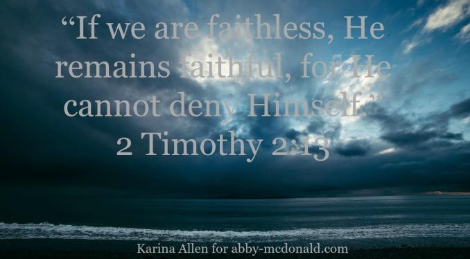 2 Timothy 2-13