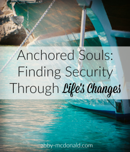 When We Run Ahead of God {Anchored Souls Series}