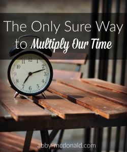 multiply-our-time