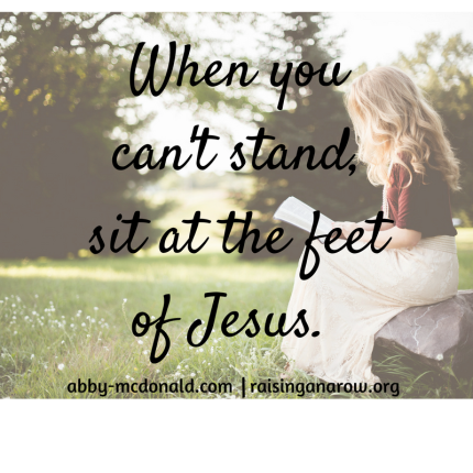 when-you-cant-standsit-at-the-feet-of-jesus