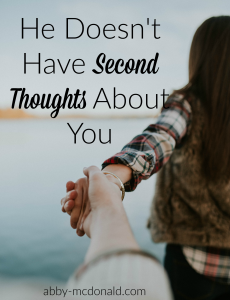 second-thoughts